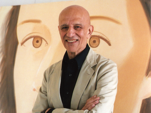 Alex Katz on &quot;Distilling Art to Its Essence&quot;