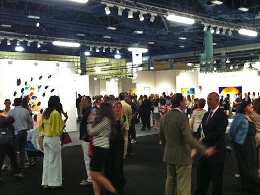 A Guide to the 2012 Miami Art Fairs