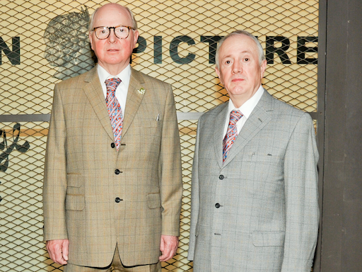 Gilbert &amp; George on Brutal Beauty