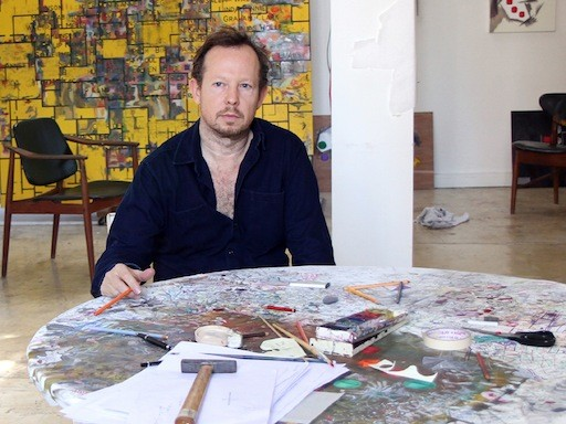 "Guillermo Kuitca on Why ""Painting Is Always a Paradox"""