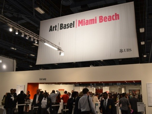 Art News From Art Basel Miami Beach and Around the World
