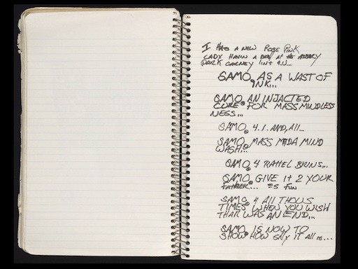 The Strange Saga of Basquiat&#039;s High-School Notebook, Camille Paglia Trashes Contemporary Art, and More Art News