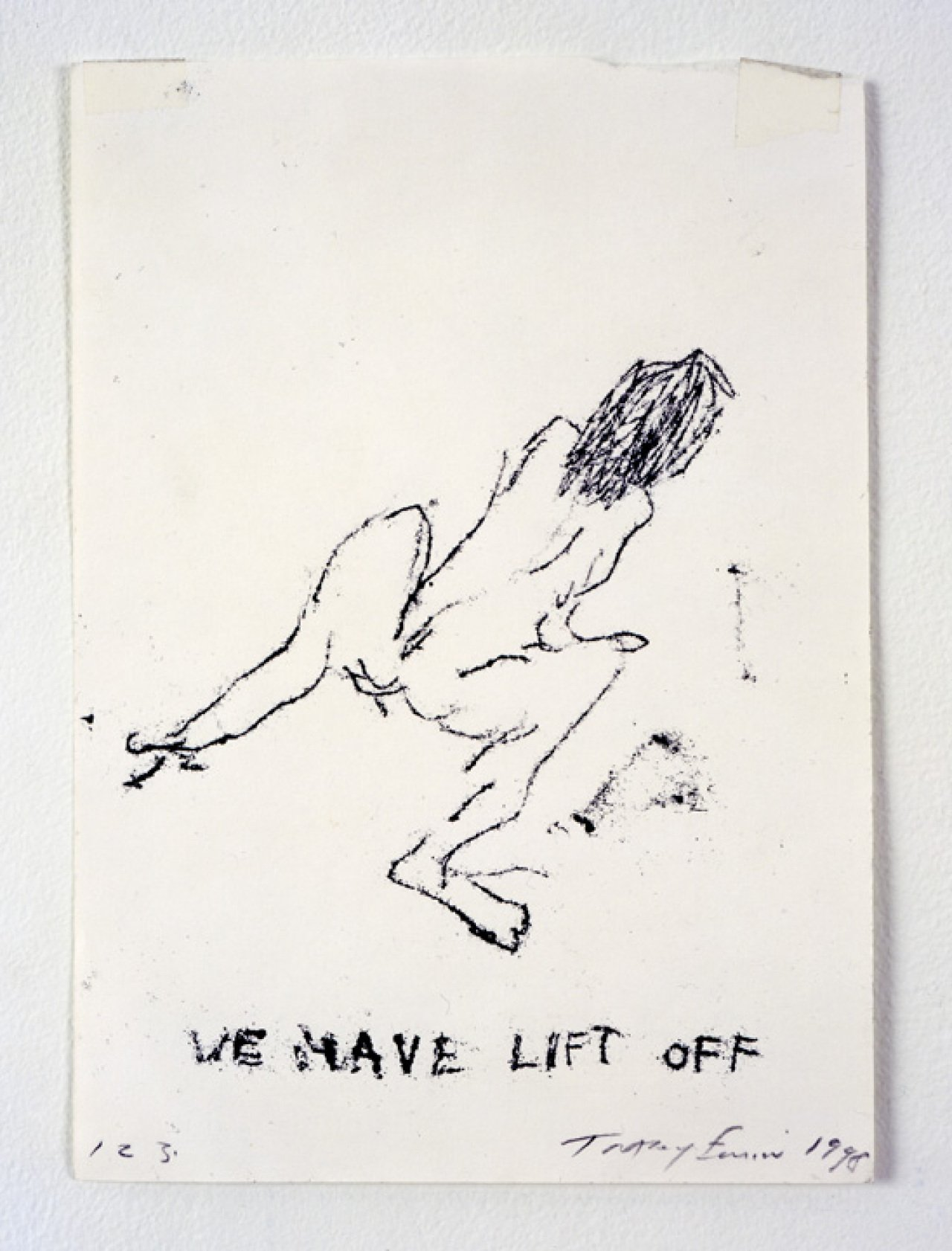 art criticism has become too fawning time for a best hatchet job tracey emin draws more life than he does but not half as well as any newspaper cartoonist